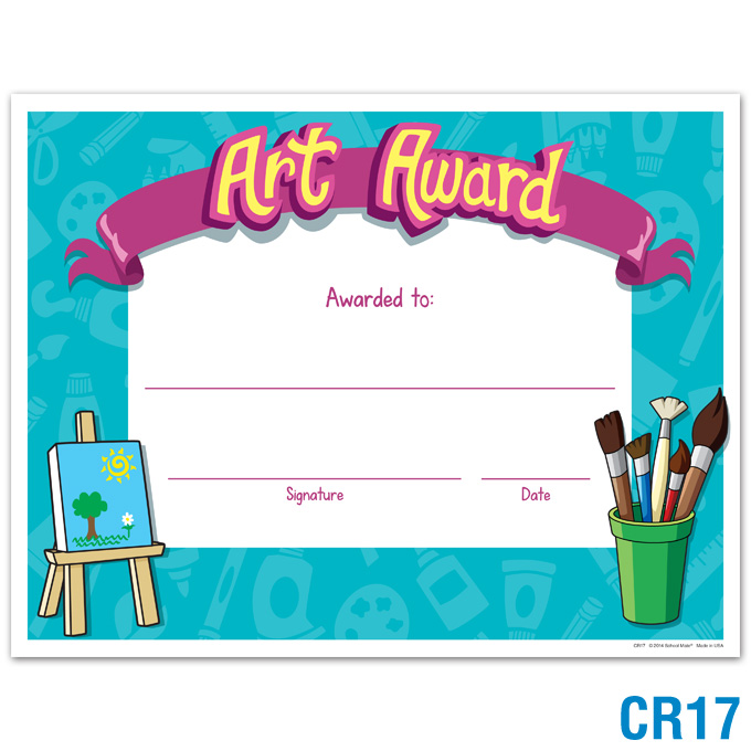 Art Award: click to enlarge