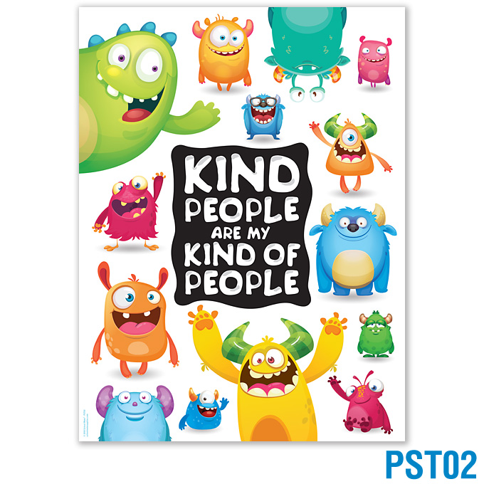 Kind People Poster: click to enlarge