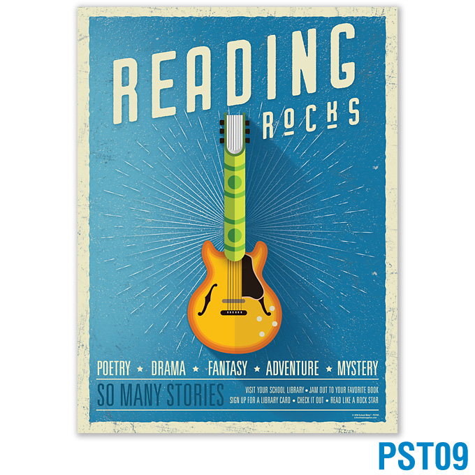 Reading Rocks Poster: click to enlarge