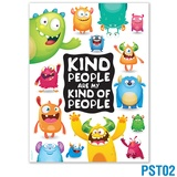 Kind People Poster