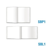 Blank Book Small - All Blank Pages