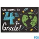 Welcome to 4th Grade Postcard