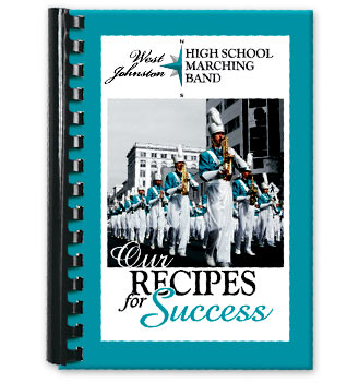 cookbook cover template free download