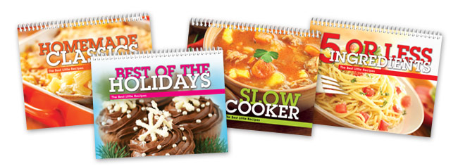 Best Little Recipes Cookbooks