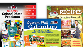 Request Student Planner or School Folder Info