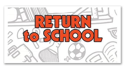 P20 - Return to School