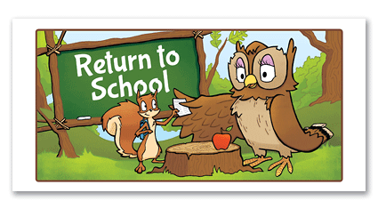 P4 - Return to School