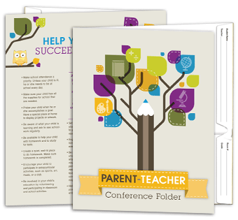 Parent-Teacher Conference Folder