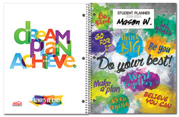 Non-Custom Budget Classic Planner Covers