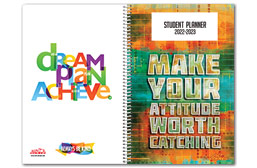 Value Scholar Student Planner Covers