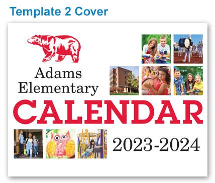 Wall Calendars Templates School Mate